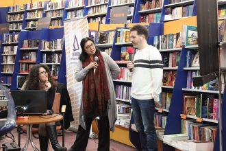 """Представяне на """"Сияние в мрака"""" в България"""